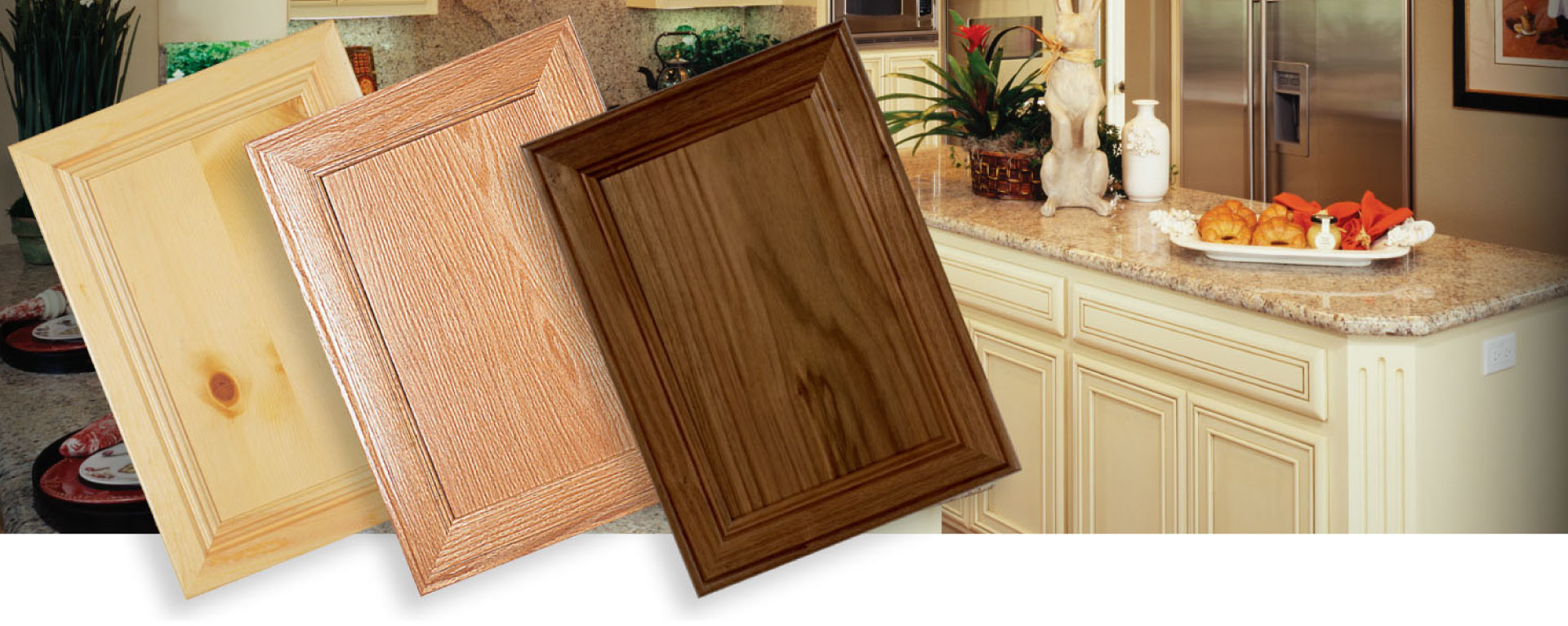 Cabinet Wood Styles and Finishes